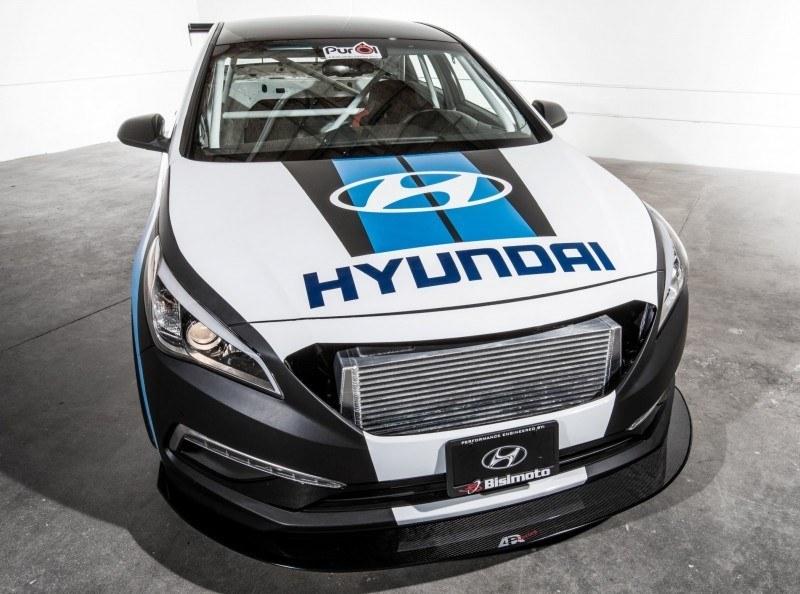2015 Hyundai Sonata by BISIMOTO 12
