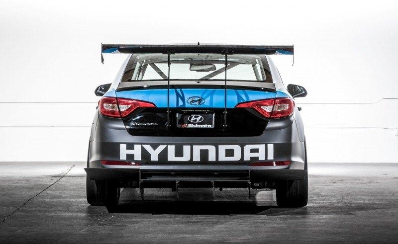 2015 Hyundai Sonata by BISIMOTO 13