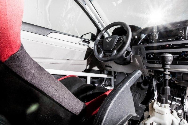 2015 Hyundai Sonata by BISIMOTO 4