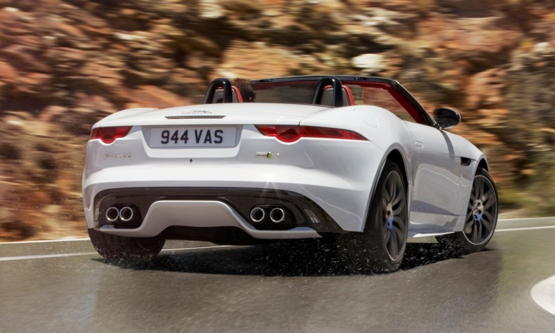 2015 JAGUAR F-Type 11