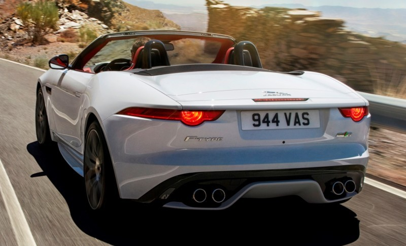 2015 JAGUAR F-Type 12