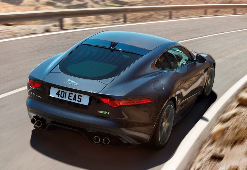 2015 JAGUAR F-Type 20