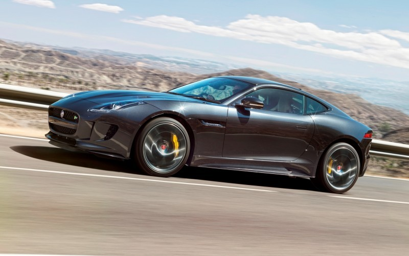 2015 JAGUAR F-Type 21