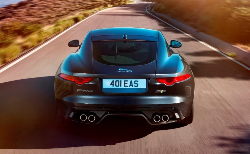 2015 JAGUAR F-Type 24