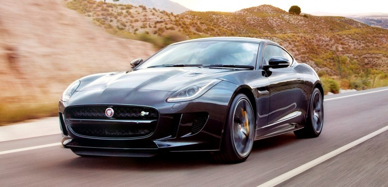 2015 JAGUAR F-Type 25