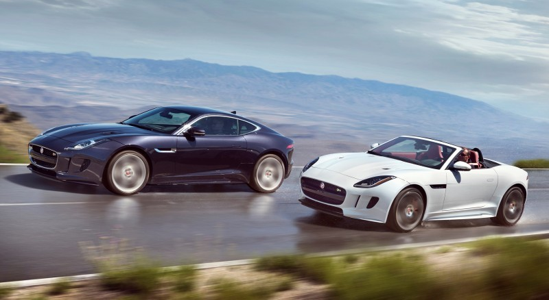 2015 JAGUAR F-Type 41