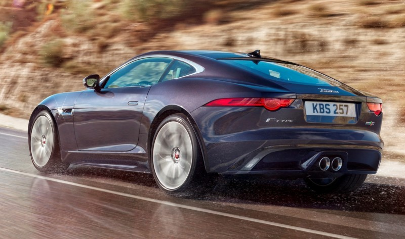 2015 JAGUAR F-Type 43
