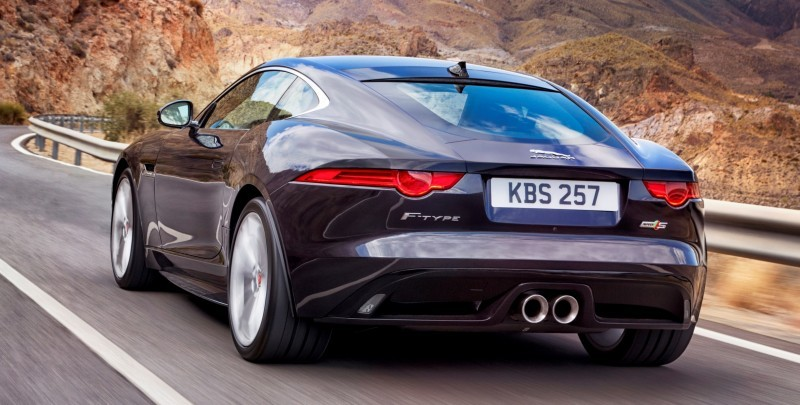 2015 JAGUAR F-Type 44