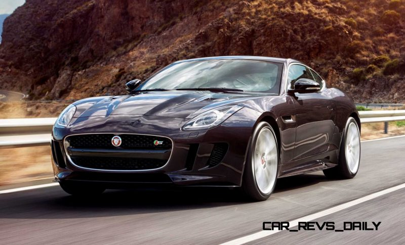 2015 JAGUAR F-Type 45