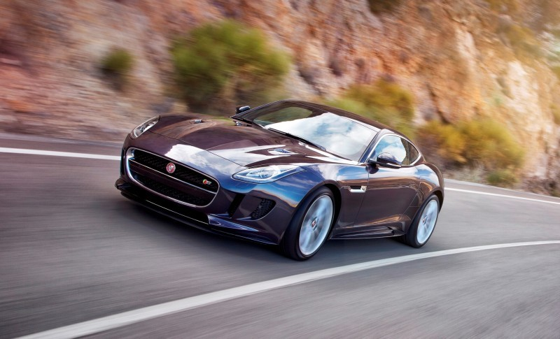 2015 JAGUAR F-Type 46