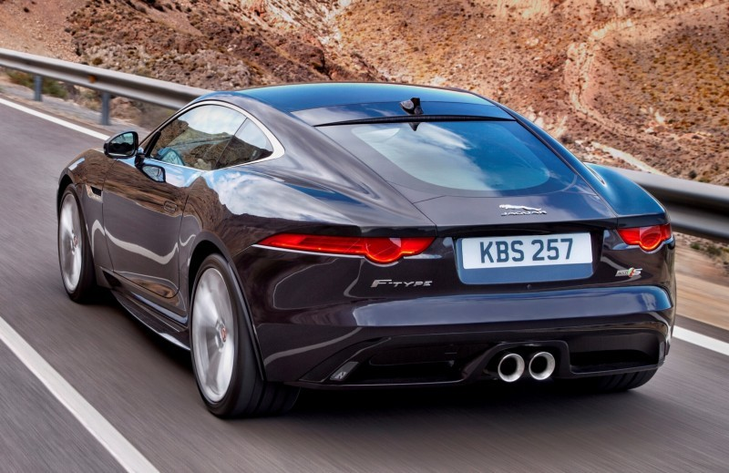 2015 JAGUAR F-Type 47