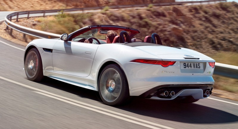 2015 JAGUAR F-Type 5