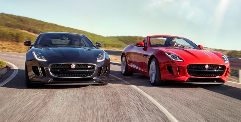2015 JAGUAR F-Type 57