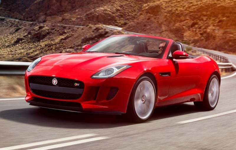 2015 JAGUAR F-Type 58