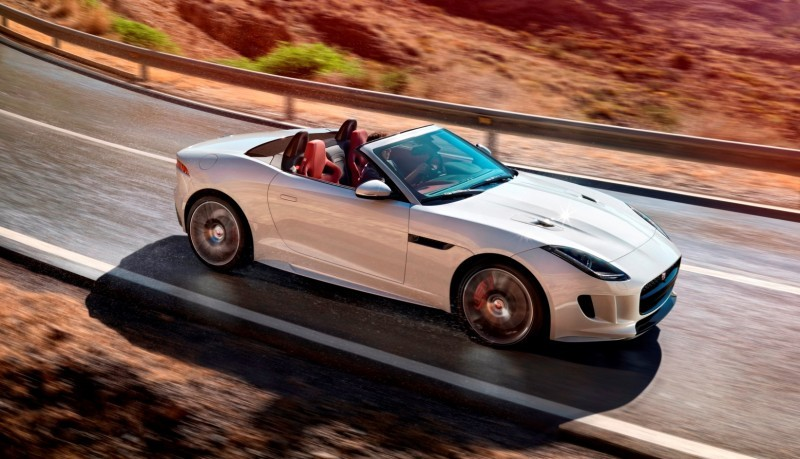 2015 JAGUAR F-Type 6