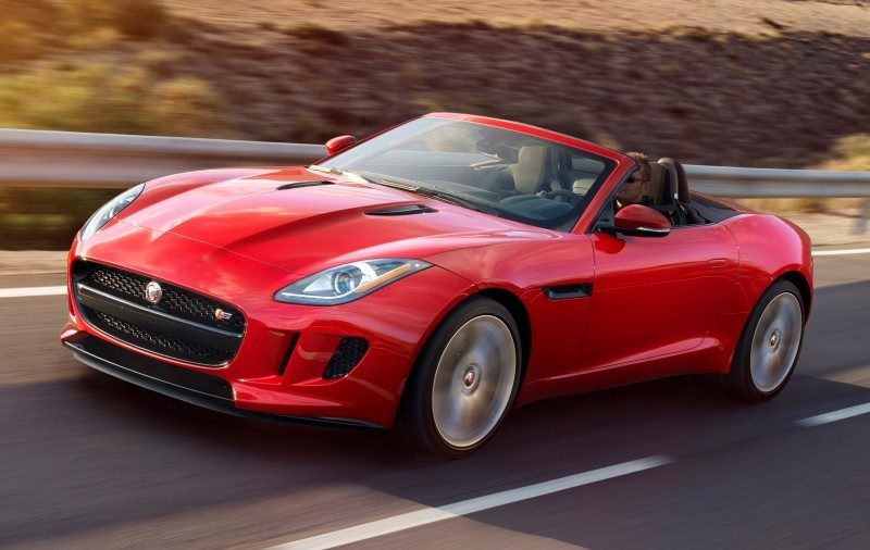 2015 JAGUAR F-Type 60