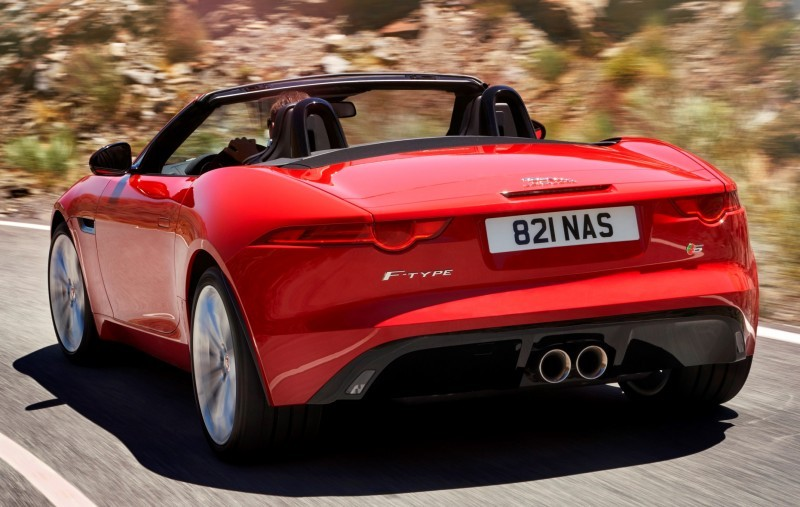 2015 JAGUAR F-Type 61