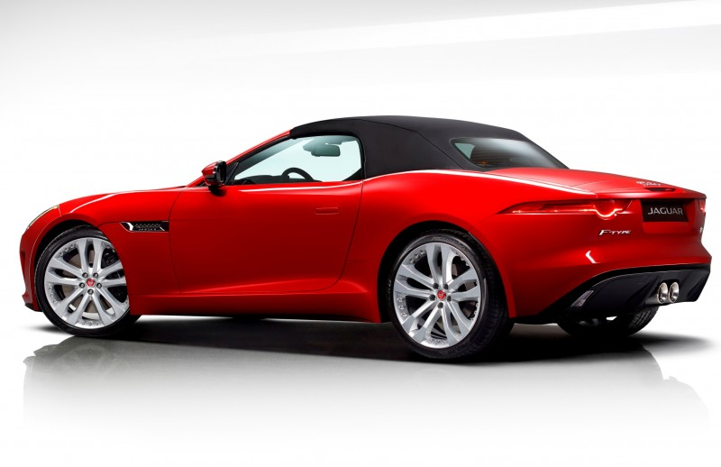 2015 JAGUAR F-Type 63