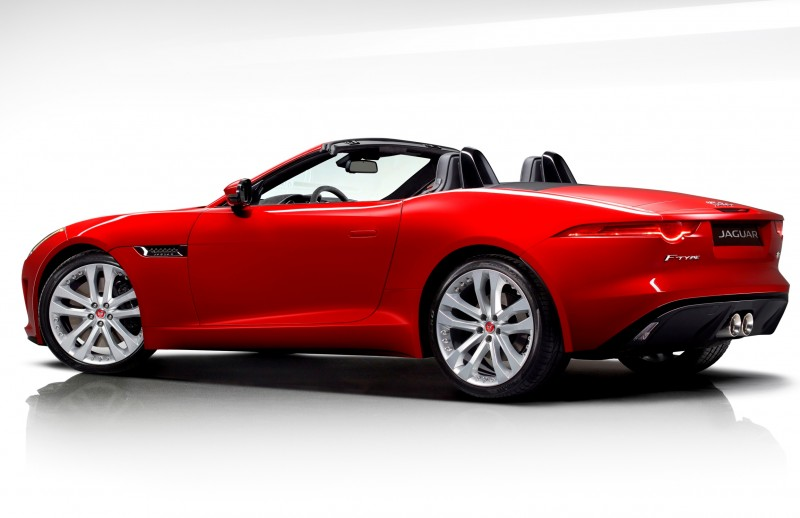 2015 JAGUAR F-Type 64