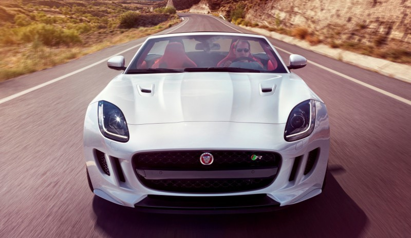 2015 JAGUAR F-Type 8