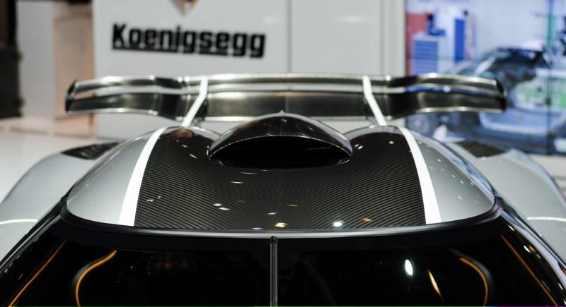 2015 Koenigsegg Agera One 12