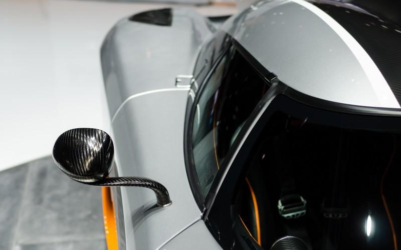 2015 Koenigsegg Agera One 13