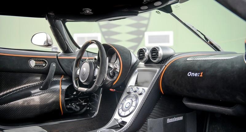 2015 Koenigsegg Agera One 22