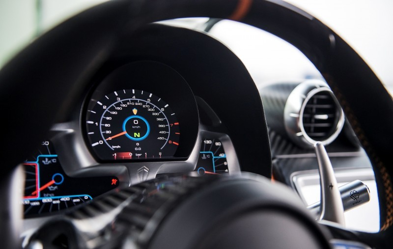 2015 Koenigsegg Agera One 23