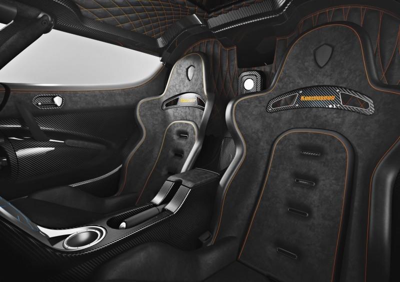 2015 Koenigsegg Agera One 31