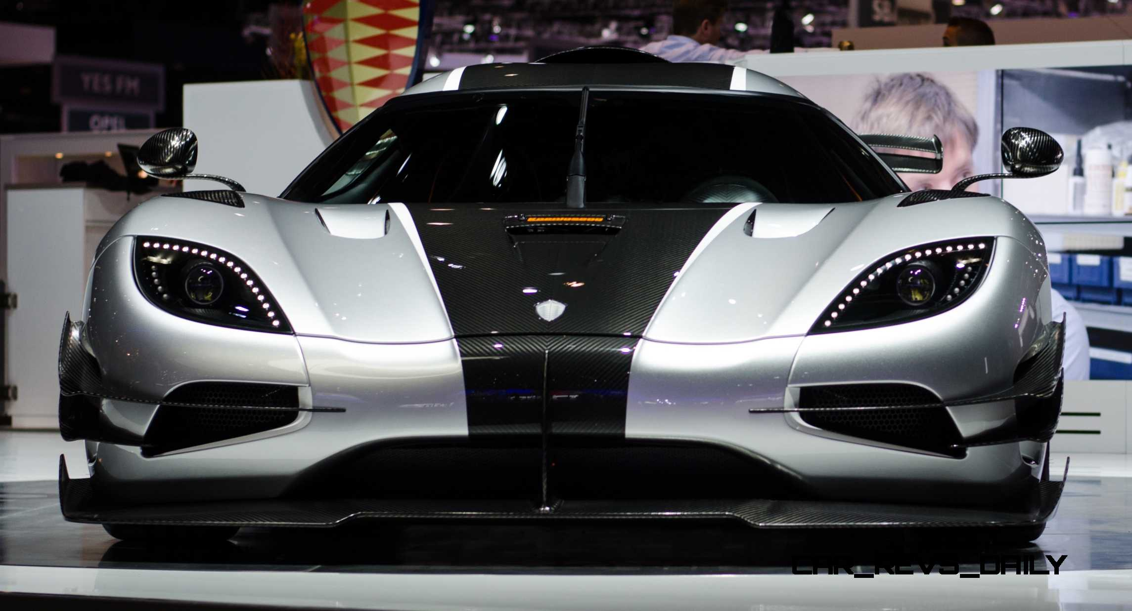 What Is Flex Fuel >> 2015 Koenigsegg Agera One:1 Back in USA Via Manhattan ...