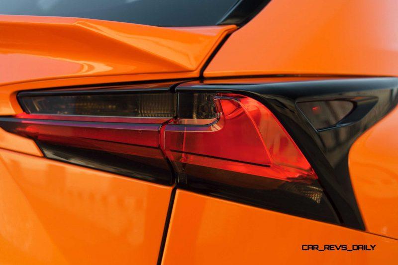 2015 Lexus NX 200t F SPORT by 360 Elite Motorworks 19