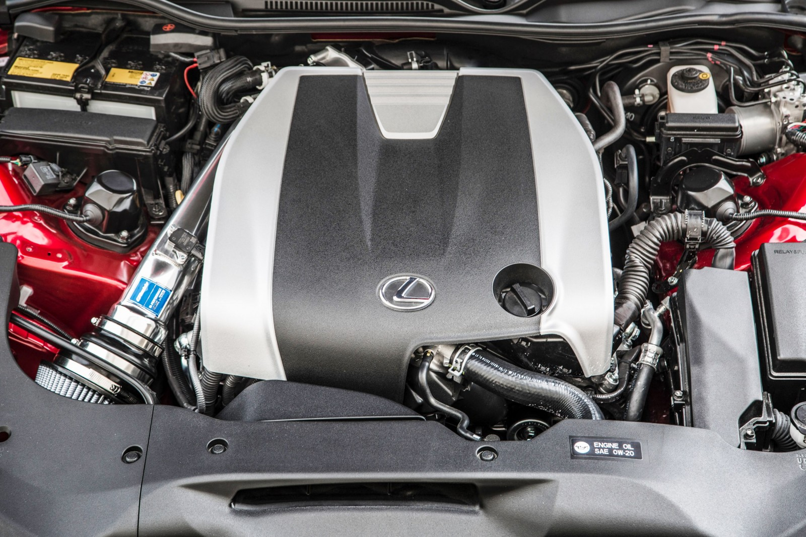 2015 Lexus RC350 F Sport Rocketbunny Widebody  28