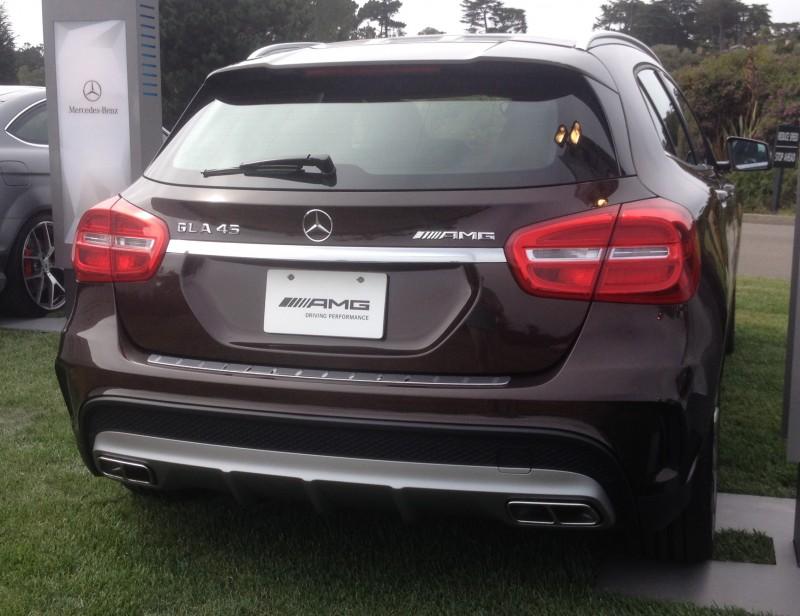 2015 Mercedes-Benz GLA45 AMG 33