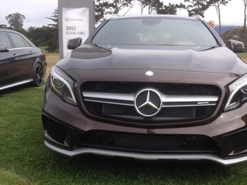 2015 Mercedes-Benz GLA45 AMG 35