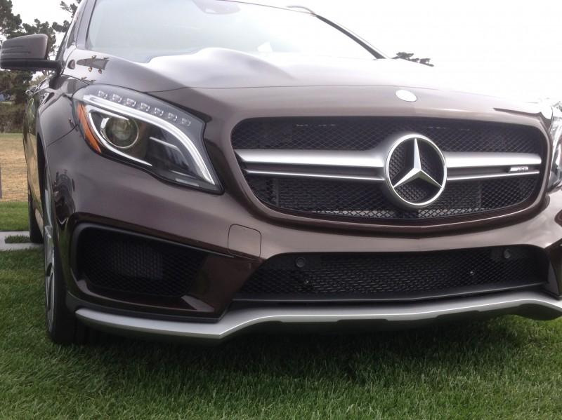 2015 Mercedes-Benz GLA45 AMG 36