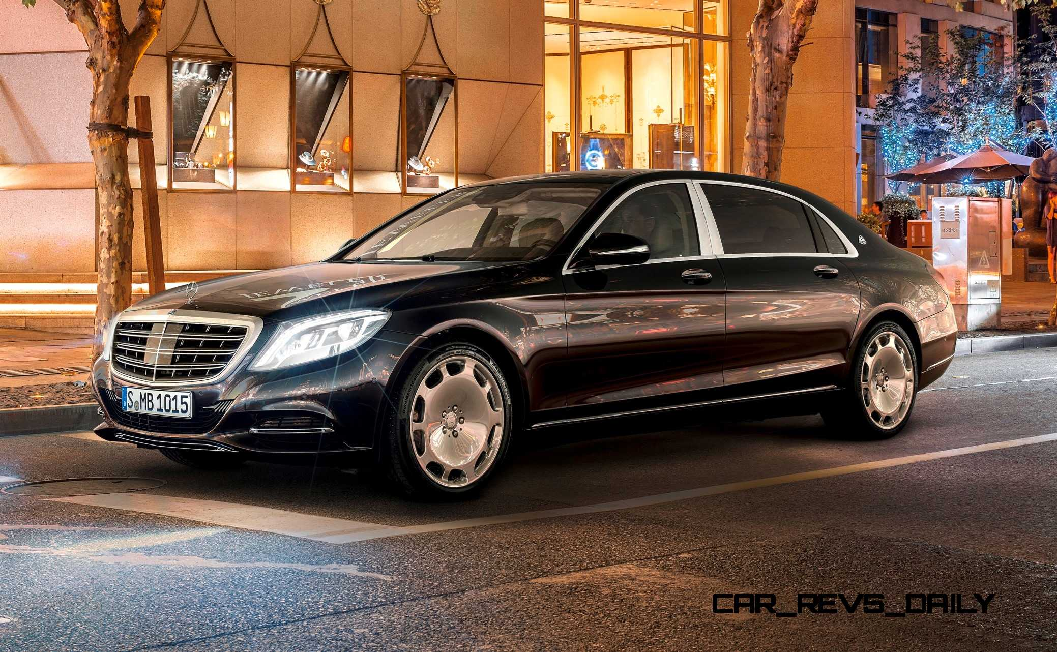 2015 mercedes maybach s600 brings royal upgrades to new for Mercedes benz s600 2015