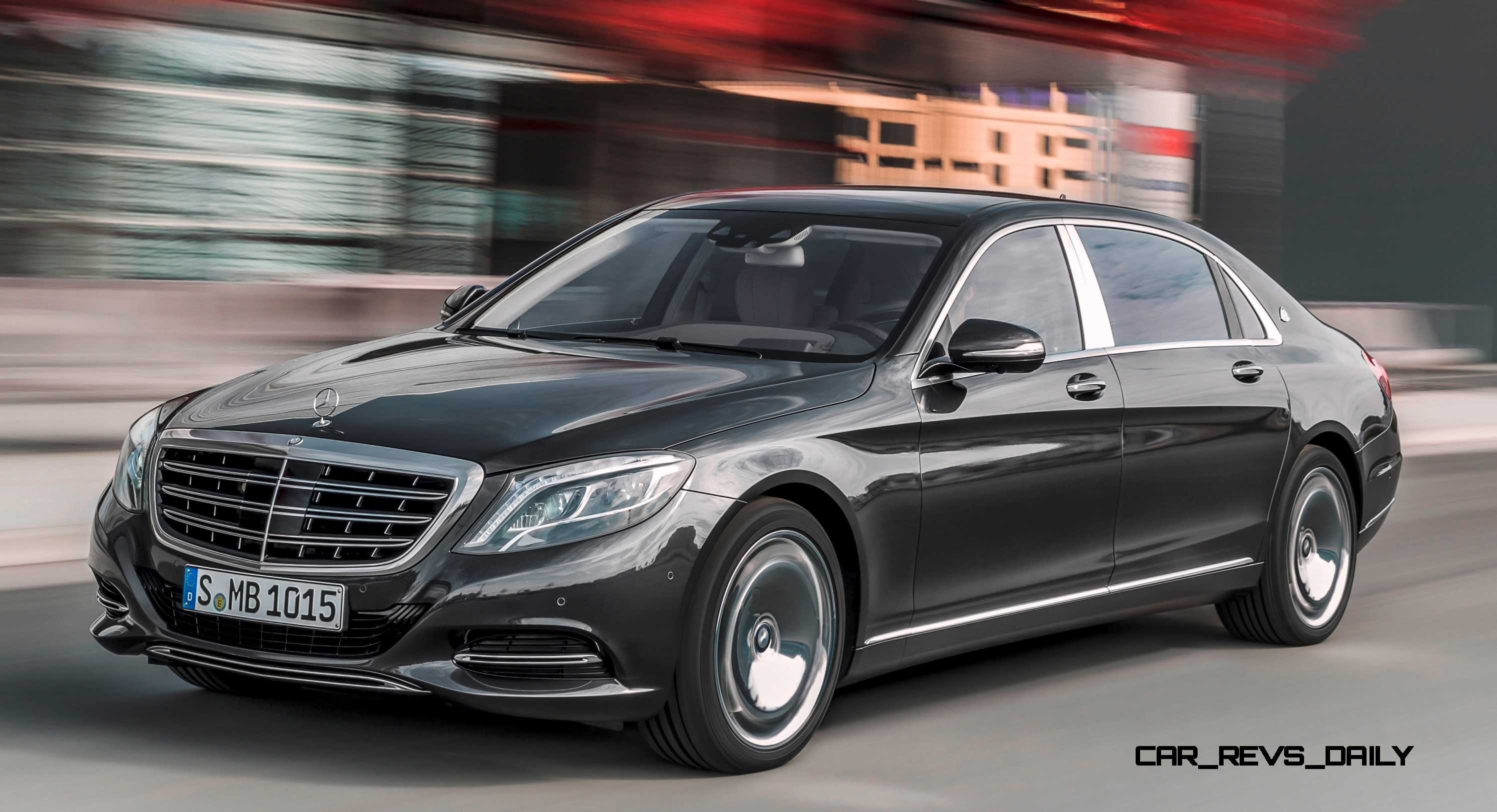 2015 mercedes maybach s600 brings royal upgrades to new for Mercedes benz s600 2014