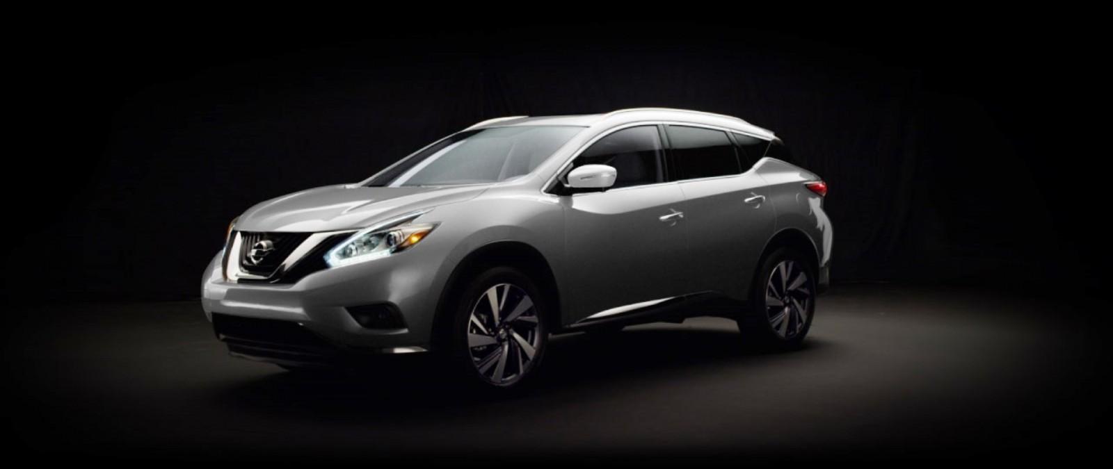 2015 Nissan Murano Brilliant Silver 7