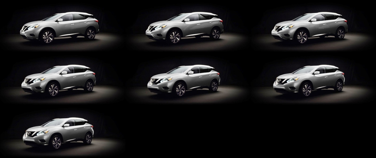 2015 Nissan Murano Colors Guide 2