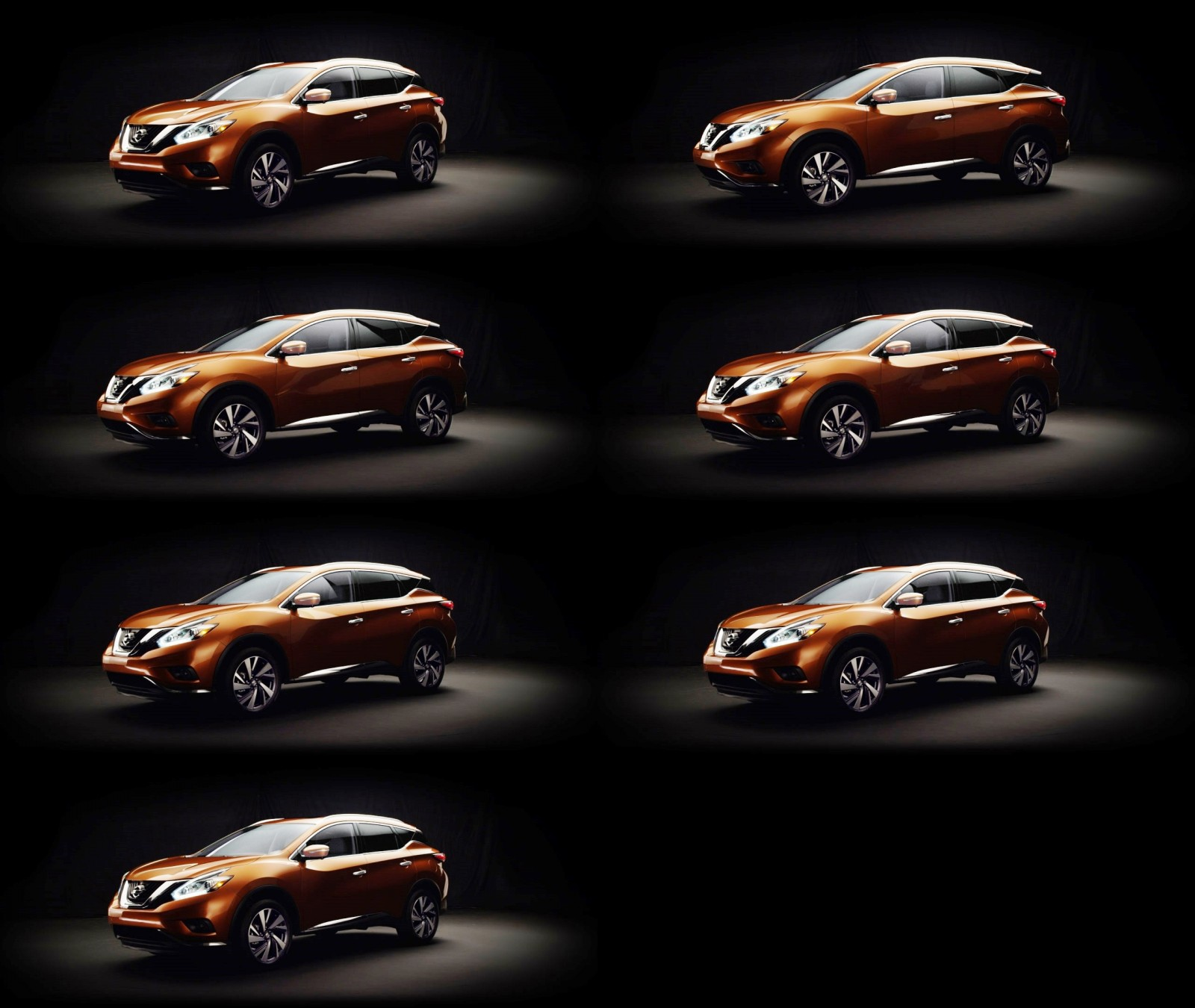 2015 Nissan Murano Colors Guide 3