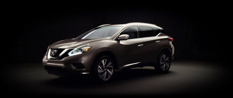 2015 Nissan Murano Java Metallic 7
