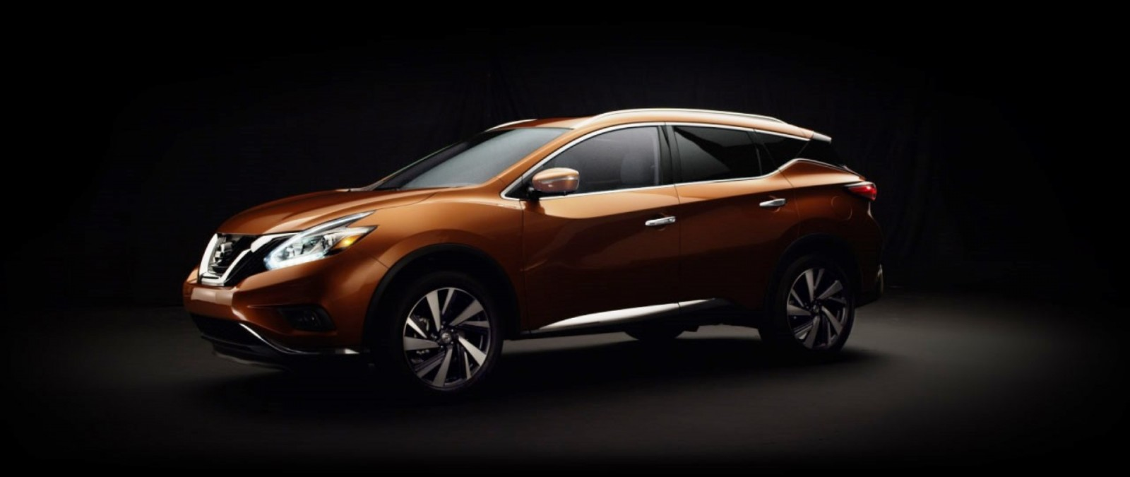 2015 Nissan Murano Pacific Sunset 1