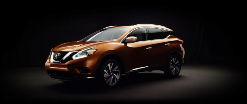 2015 Nissan Murano Pacific Sunset 7