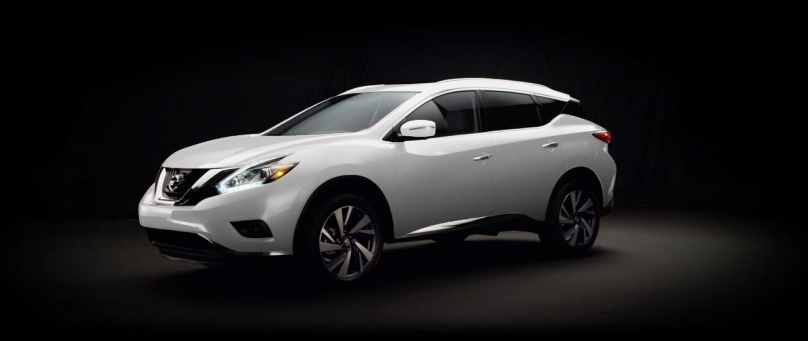 2015 Nissan Murano Pearl White 12