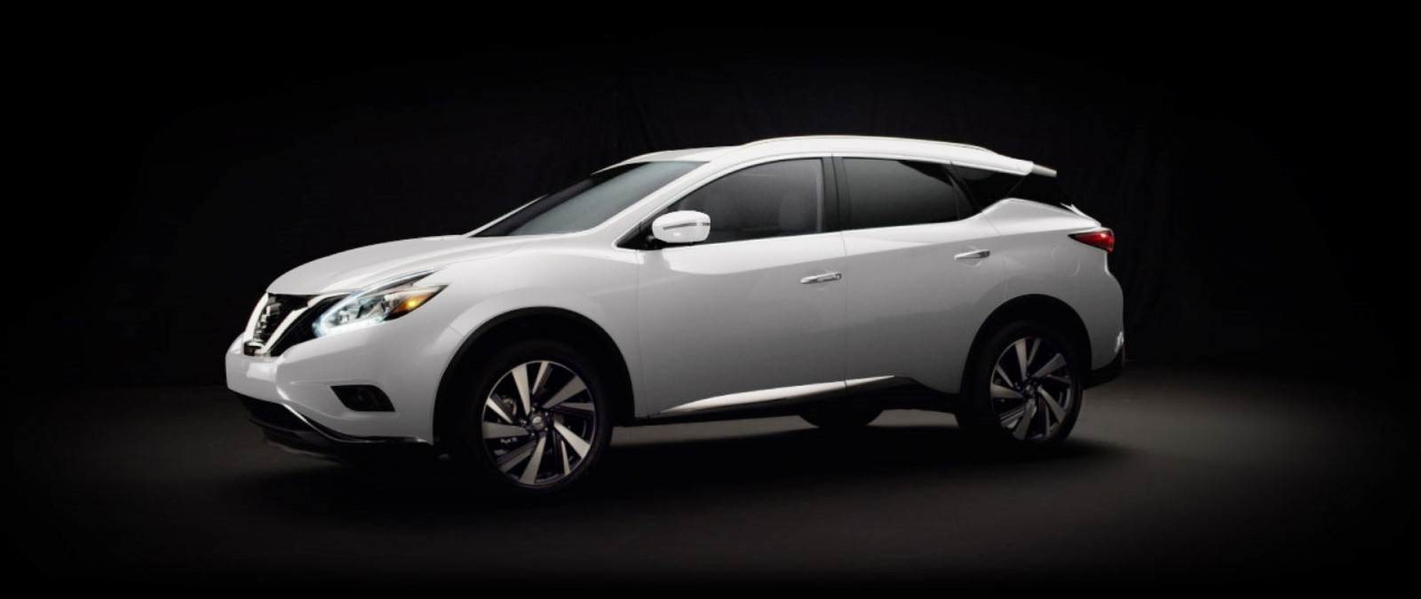 2015 Nissan Murano Pearl White 14