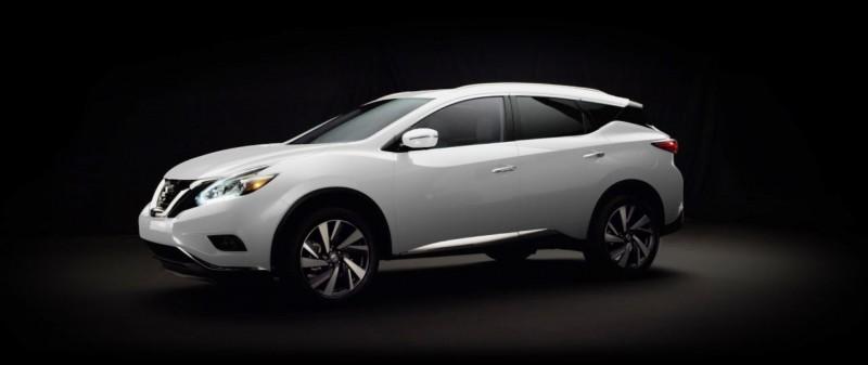 2015 Nissan Murano Pearl White 21
