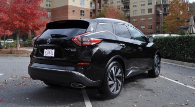 2015 Nissan Murano Platinum AWD 10