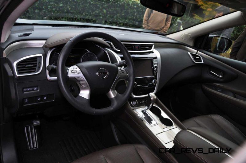2015 Nissan Murano Platinum AWD 107