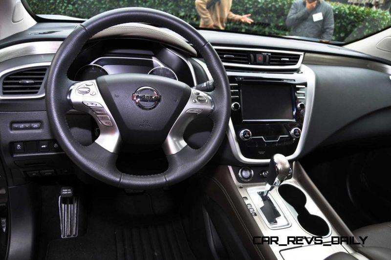 2015 Nissan Murano Platinum AWD 108