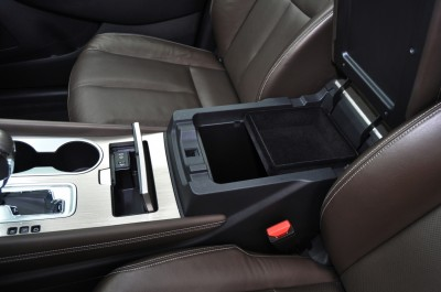 2015 Nissan Murano Platinum AWD 110
